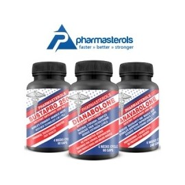 MUSCLE SUPER PACK 3 PRODUCTOS
