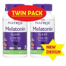 MELATONIN 5 MG 300 CAPSULAS
