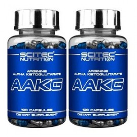 AAKG NITRIC OXIDE BOOSTER 2 FRASCOS X 100 CAPSULAS