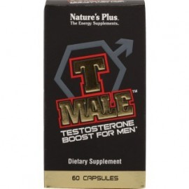T MALE TESTOSTERONE FOR MEN 60 CAPSULAS