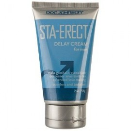 STA ERECT DELAY CREAM 56 GRAMOS