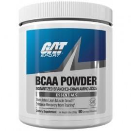 GAT BCAA POWDER 250 GRAMOS