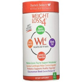 WEIGHT LOSS 4 FAT BURNER 90 CAPSULAS