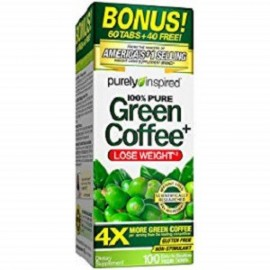 PURE GREEN COFFEE 100 TABLETAS