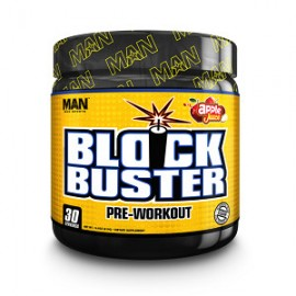BLOCKBUSTER PRE WORKOUT 410 GRAMOS