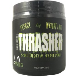 THRASHER ENERGY AND WEIGHT LOSS 60 CAPSULAS