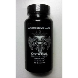 OSTABOL MUSCLE GAINS 60 CAPSULAS