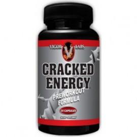CRACKED ENERGY PRE ENTRENO 30 CAPSULAS
