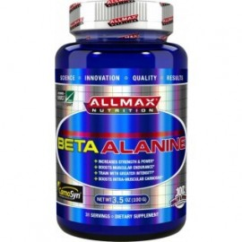 BETA ALANINE BY ALLMAX 100 GRAMOS