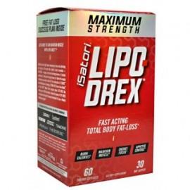 LIPO DREX 60 CAPSULAS