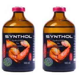 SYNTHOL PUMP ENHANCEMENT OIL 2 FRASCOS X 100 ML