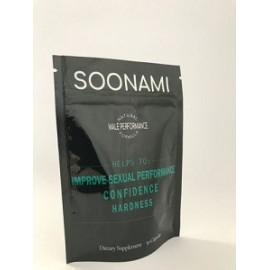 SOONAMI MAX SEXUAL PERFORMANCE 30 CAPSULAS