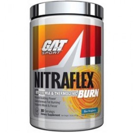 NITRAFLEX THERMOGENIC BURN 320 GRAMOS