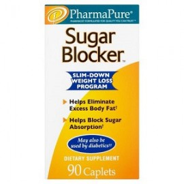SUGAR BLOCKER SLIMMING PILLS 90 CAPSULAS