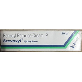 BREVOXYL ACNE CREAM 20 GRAMOS