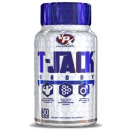 T JACK DADDY TESTOSTERONE BOOSTER 60 CAPSULAS