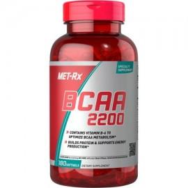 MET-Rx BCAA 2200 Cápsulas 180 Ct