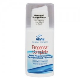 AllVia - Progensa completa Crema - 4 oz