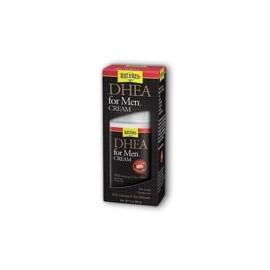 DHEA Hombres crema sin perfume Natural Balance 3 oz Crema