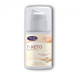 7-Keto 2 oz Crema Life Flo Health Products 2 oz Cream