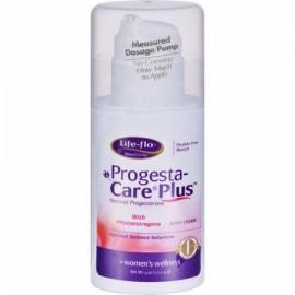 Life-flo Progesta-Plus Crema de cuidado para las mujeres - 4 Oz