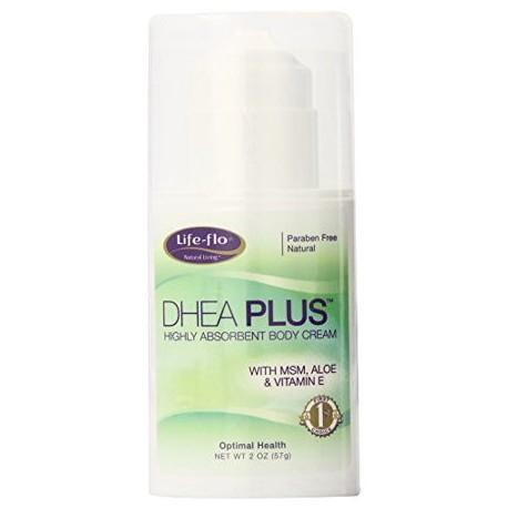 Crema altamente absorbente 100% envejecimiento natural tecnologías contra 2 oz Paquete de 2
