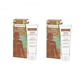 Emerita - DHEA Balancing Cream de 4 onzas - 2 Paquetes