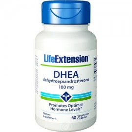 Life Extension DHEA cápsulas vegetarianas 100 mg 60 Ct