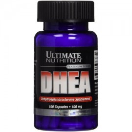 ULTIMATE NUTRITION DHEA - 100 mg - 100 Cápsulas (ULTIMATE NUTRITION)