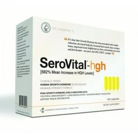 SeroVital Anti-envejecimiento cápsulas de suplemento 120 Ct