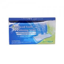 Sparkling White Smiles Dientes avanzadas tiras de blanqueamiento de Value Pack   28 tiras de menta del blanqueador de dientes