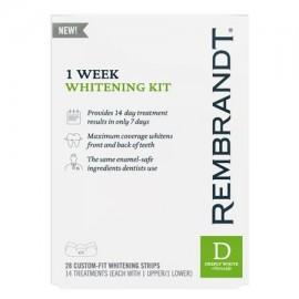 Rembrandt 1 Semana kit de blanqueamiento