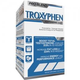 Truderma Troxyphen Testosterona quemador de grasa 60 Ct