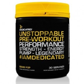 UNSTOPPABLE PRE WORKOUT 315 GRAMOS
