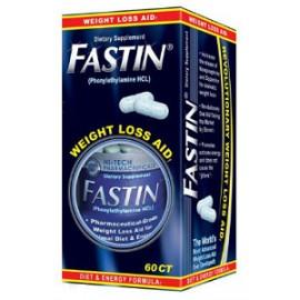 FASTIN DIET SUPPLEMENT 60 CAPSULAS
