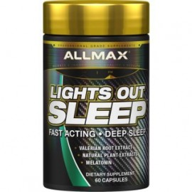 LIGHTS OUT SLEEP 60 CAPSULAS