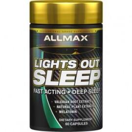 LIGHTS OUT SLEEP 60 CAPSULAS