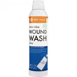 UEC Medical herida Wash 8 oz (solución salina estéril)