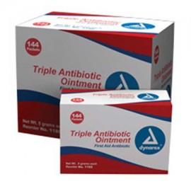 Tubo Dynarex triple ungüento antibiótico 1 oz