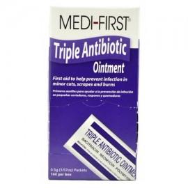 Medi-primer triple ungüento antibiótico paquetes 0.5g - caja de 144