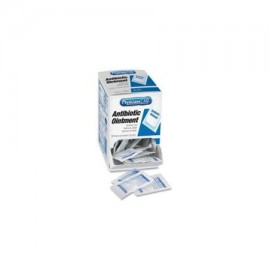 Acme United Triple Ungüento de antibiótico caja dispensadora - Cut quemadura Scrape - 50 - Box (ACM90321)