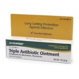 Perrigo Triple Ungüento de antibiótico 1 oz (paquete de 2)