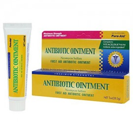Pure-Aid ungüento antibiótico 1 0z (2 Pack)
