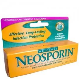 Neosporin antibiótico original Ungüento 050 oz (paquete de 6)