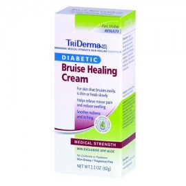 TriDerma diabética contusión Defensa Healing Cream 2.2 oz