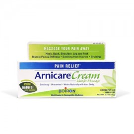 Boiron Arnicare Pain Relief Cream 2.5 Oz