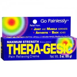 Thera-Gesic Creme 3 oz (Pack de 2)