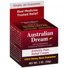 Australian Dream ® Arthritis Pain Relief Cream 2 oz Caja