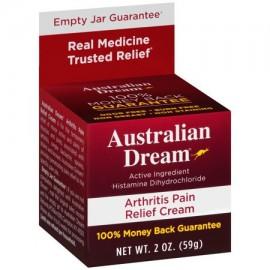 Australian Dream ® Arthritis Pain Relief Cream 2 oz Caja