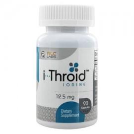 RLC Labs - I-Throid yodo en la dieta Suplemento - 90 Cápsulas
